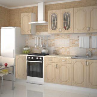 Kuchyně ANASTASIA 200 cm, bříza