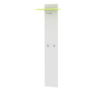 SOFIE odkládací panel SO 11, bílá/zelená
