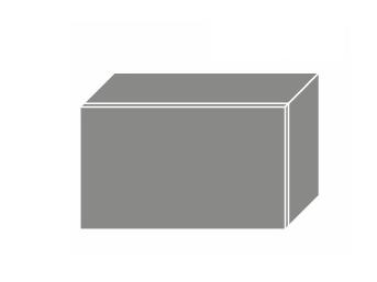 EMPORIUM, skříňka horní W4b 60, korpus: grey, barva: light grey stone