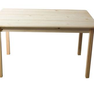 Stůl 120 x 75 cm nr.1, masiv borovice/moření: ...