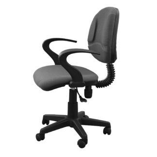 Židle Star, šedá