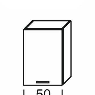 KAMDUO, horní skříňka DUO W5, dub sonoma