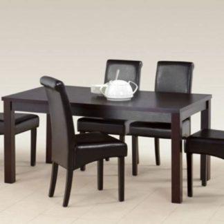 Jídelní stůl rozkládací ERNEST 2, wenge