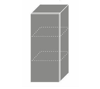 EMPORIUM, skříňka horní W2 30, korpus: lava, barva: light grey stone