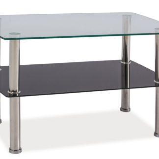 Konferenční stolek IRENE, sko/chrom