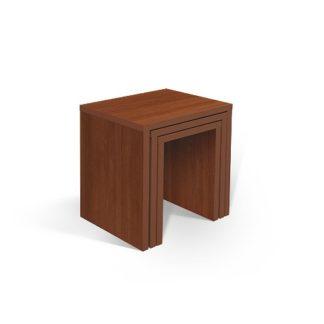 Konferenční stolek PIKOLO 3D, třešeň
