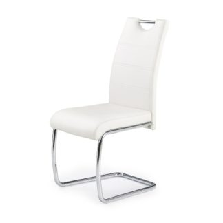 Židle K-211, bílá
