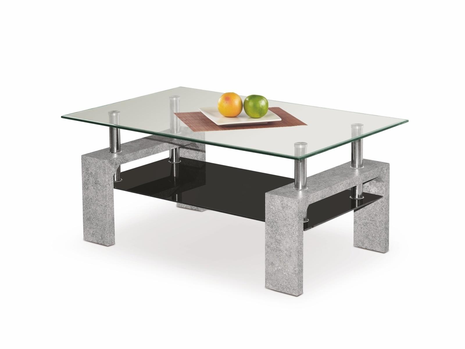Konferenční stolek DIANA INTRO, beton