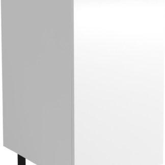 Dolní skříňka VENTO D-30/82, dvířka: bílý lesk