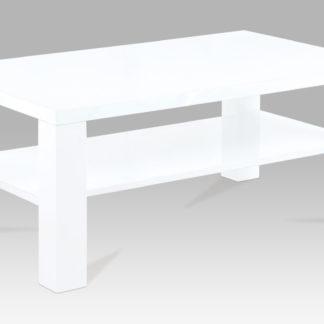 Konferenční stolek AHG-113 WT, vys lesk bílý