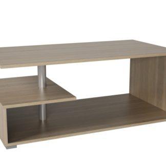 DORISA konferenční stolek, dub sonoma