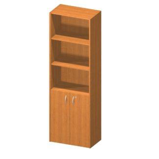 TEMPO AS NEW 002 skříňka + zámek, třešeň