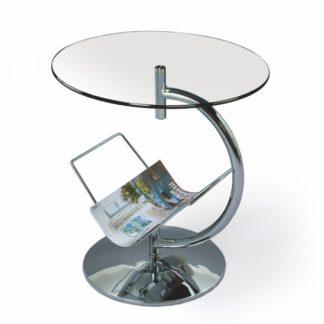 Konferenční stolek ALMA, čirý