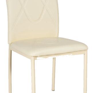 Jídelní čalouněná židle H-623, krémová