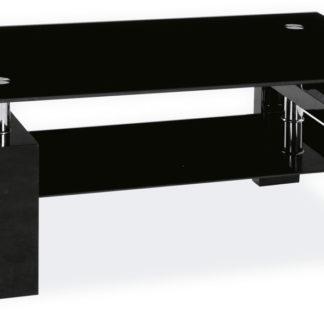 Konferenční stolek LISA II, černý lak