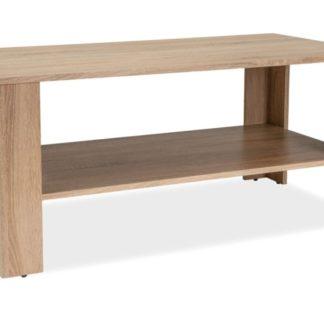 Konferenční stolek ARIEL, dub sonoma