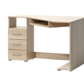PC stůl ARTA 17, dub sonoma světlý