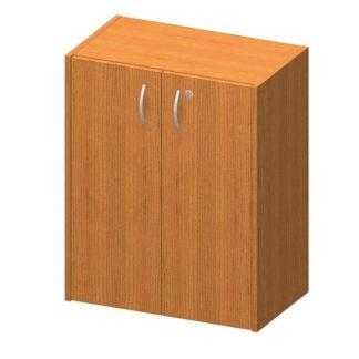 TEMPO AS NEW 011 nízká skříňka + zámek, třešeň