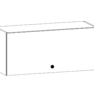 PROWANSJA horní skříňka G80K, borovice andersen