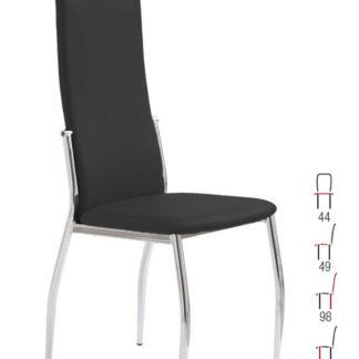 Židle K-3, černá