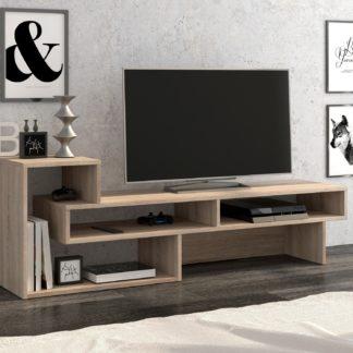 TV stolek OREGON L levý, barva: