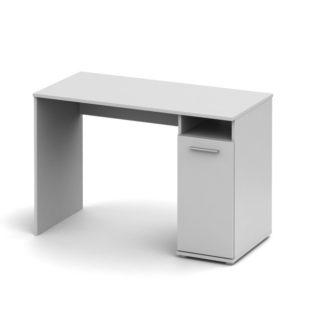 Psací stůl se skříňkou SINGA 21, bílá