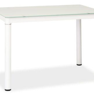 Jídelní stůl GALANT, bílá