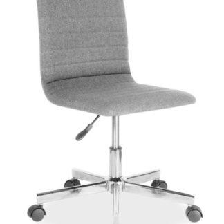 Kancelářská židle Q-M1, šedá