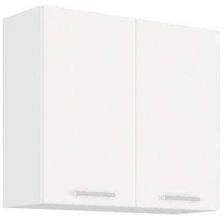 EKO WHITE, skříňka horní 80 G-72, bílá