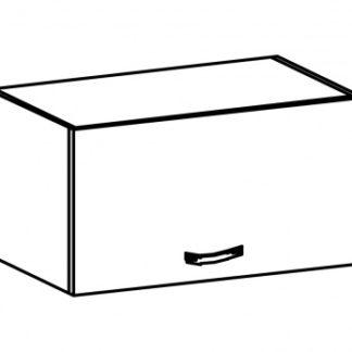 SYCYLIA, skříňka horní nízká G60KN, borovice andersen