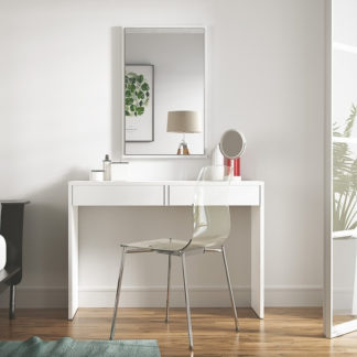 Toaletní stolek ASTRAL, bílá