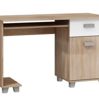 PC stůl se skříňkou SOLO, SOL-01, barva: ...