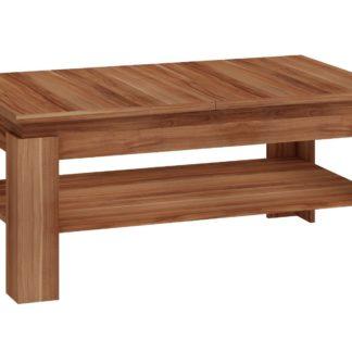 Konferenční rozkládací stolek BOSTON, švestka wallis