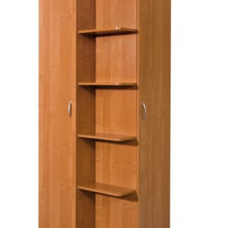Rohová šatní skříň FORSTER NEMO, barva: