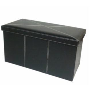 MOLY lavice, černá