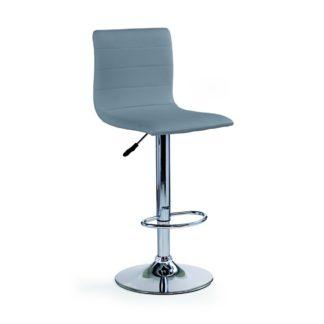 Barová židle ZH-21, šedá
