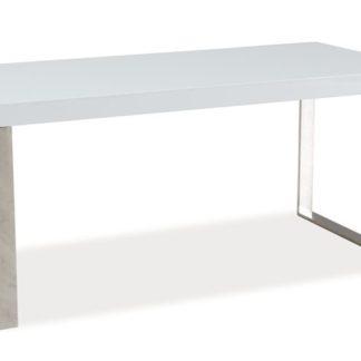 Konferenční stolek ROSA, bílá