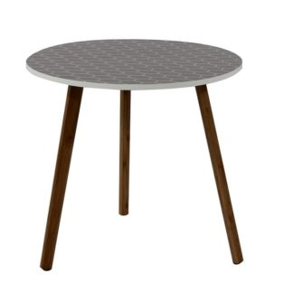 HANSON odkládací stolek, šedá