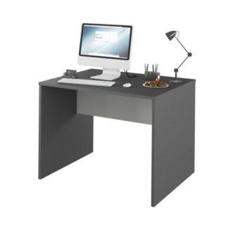 RIOMA psací stůl TYP 12, grafit/bílá