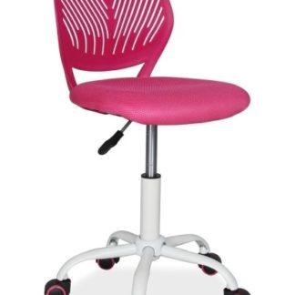 Kancelářská židle MAX, růžová