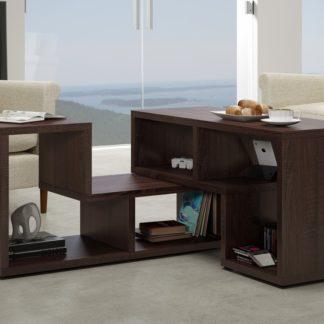 Konferenční stolek TOP, dub sonoma tmavý