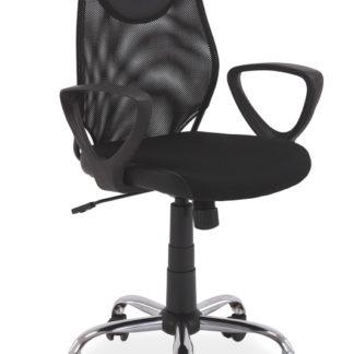 Kancelářská židle Q-146 černá