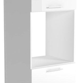 Dolní skříňka vysoká VENTO DP-60/214, dvířka: béžový lesk