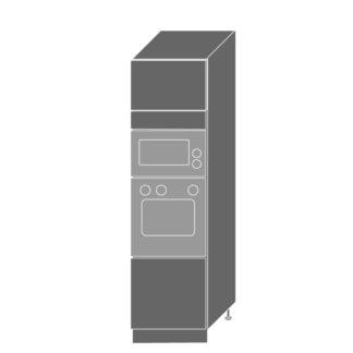 EMPORIUM, skříňka pro vestavbu D14RU, korpus: lava, barva: grey stone