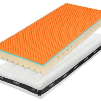 Matrace SUPER FOX Wellness 80x200x22 cm, 1+1 ZDARMA