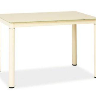 Jídelní stůl GALANT 60x100, krémový