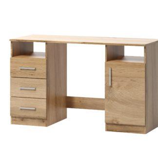 Psací stůl ARTA 16, dub wotan