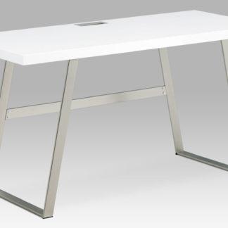 Kancelářský stůl 140x60 APC-602 WT, bílý mat