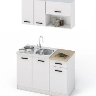 Kuchyně NIVA 120, bílá