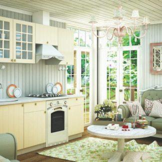 Kuchyně PROVENCE 210, vanilka